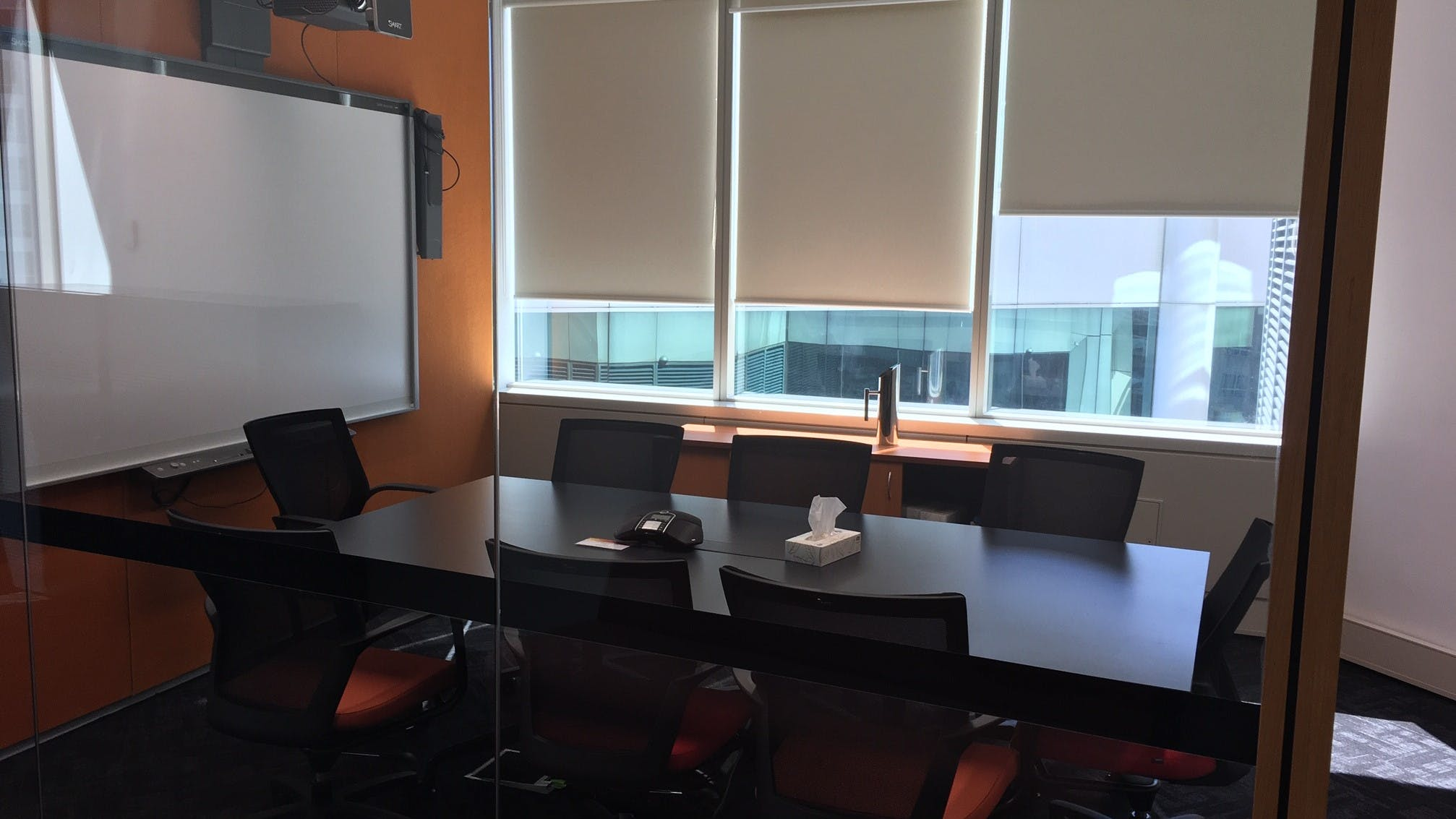 Boardroom, meeting room at Serviced Offices International (SOI) Chatswood, image 1