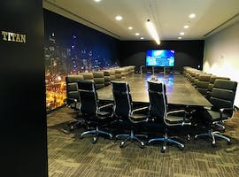 Boardroom, meeting room at Victory Offices | Bourke Place Meeting Rooms, image 1