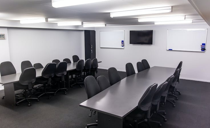 Classroom, training room at Human Performance Centre, image 2