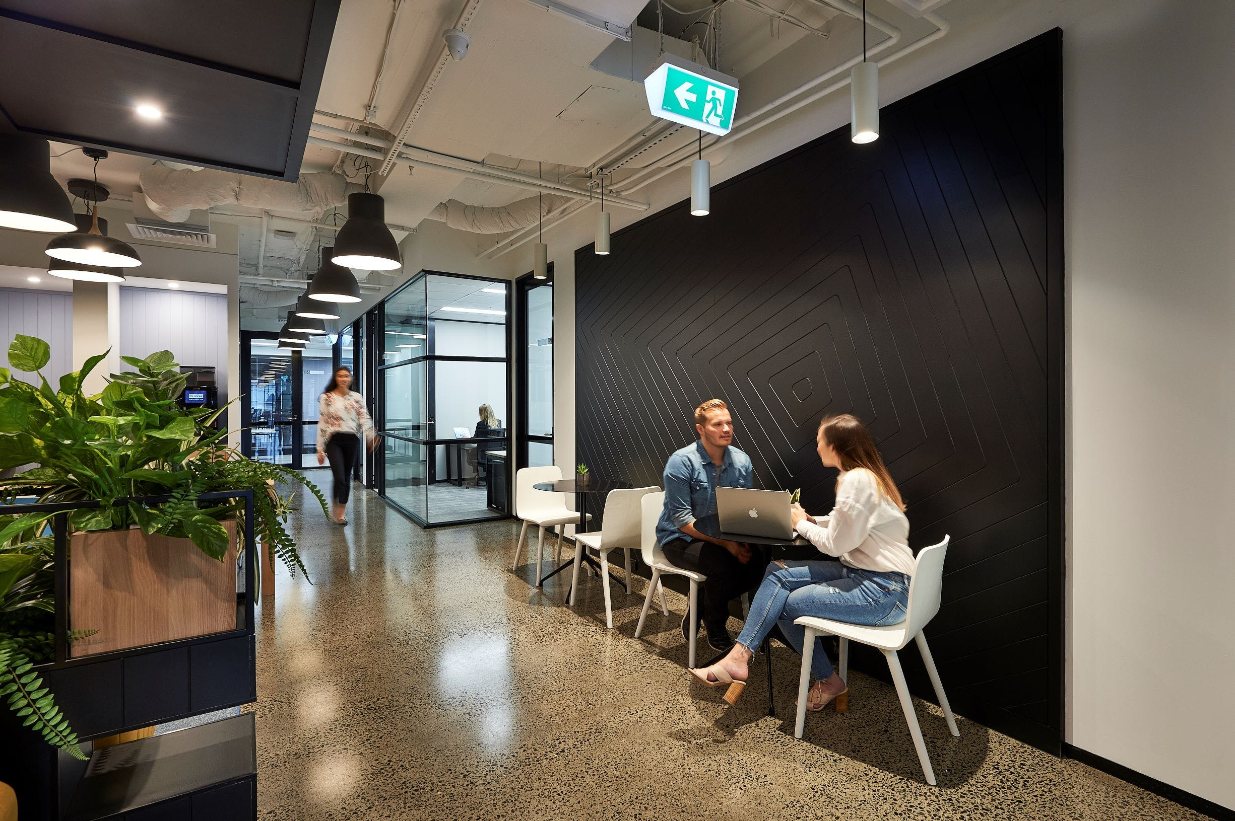 575 Bourke Street, private office at Altitude CoWork, image 7