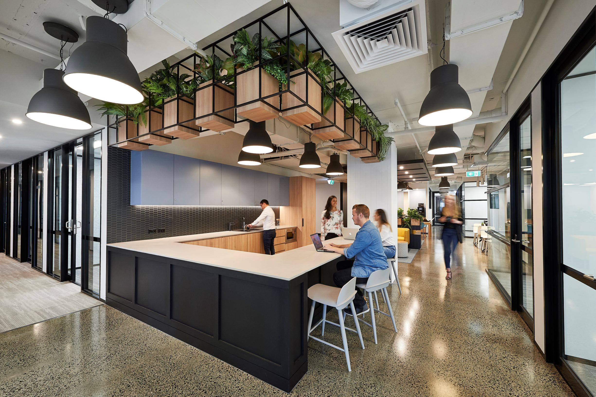 575 Bourke Street, private office at Altitude CoWork, image 6