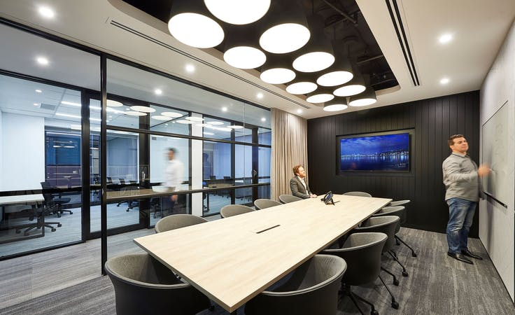 575 Bourke Street, private office at Altitude CoWork, image 3