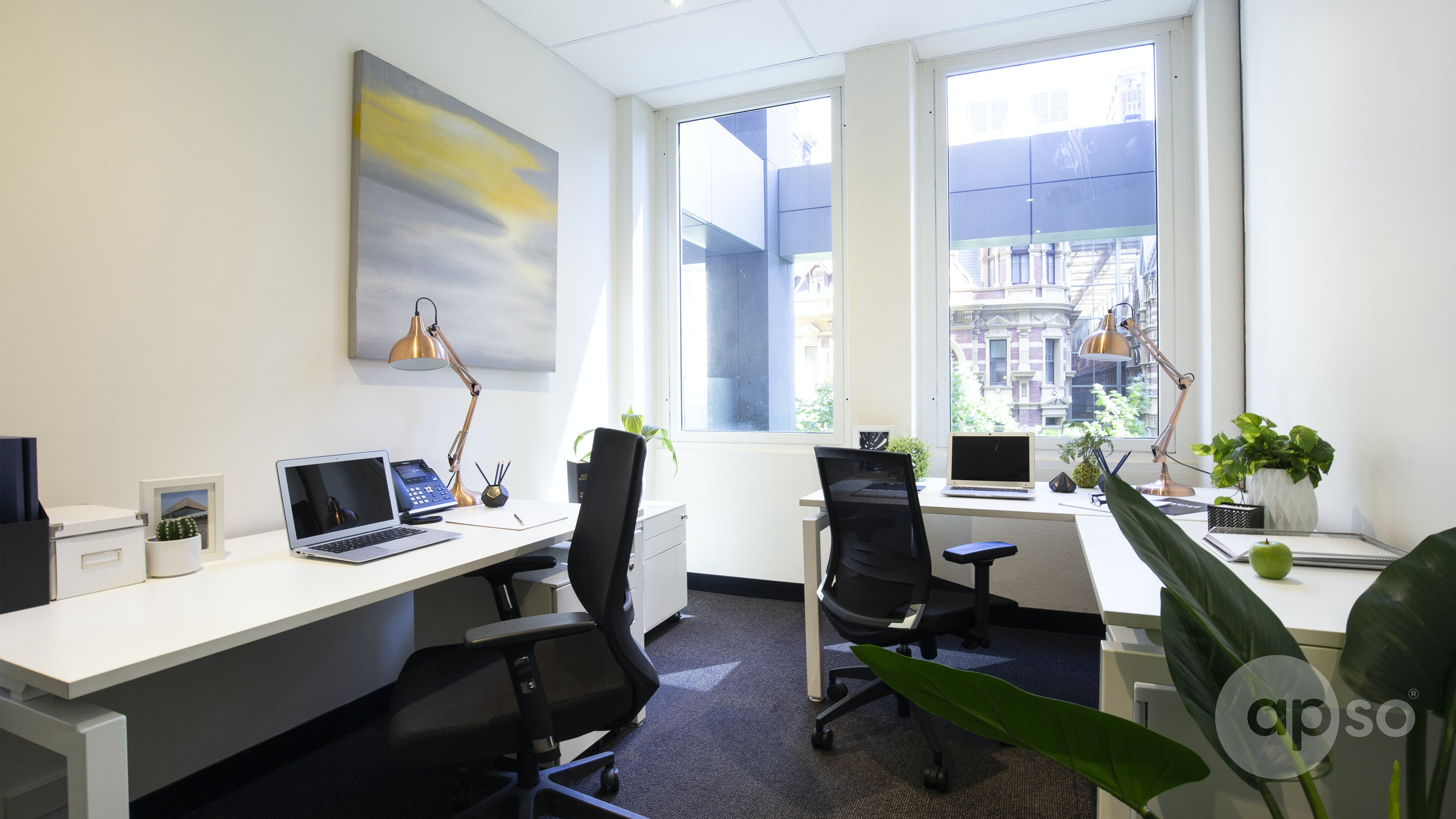 Suite 303d, private office at Collins Street Tower, image 1