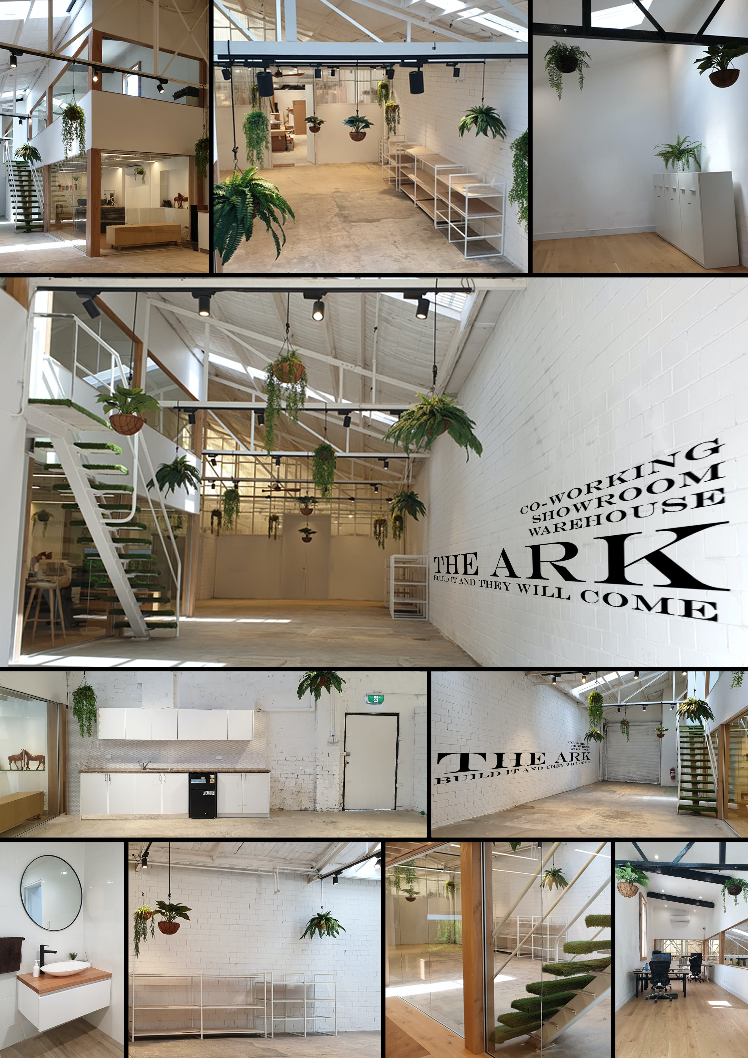 Shared office at Ark House, image 1