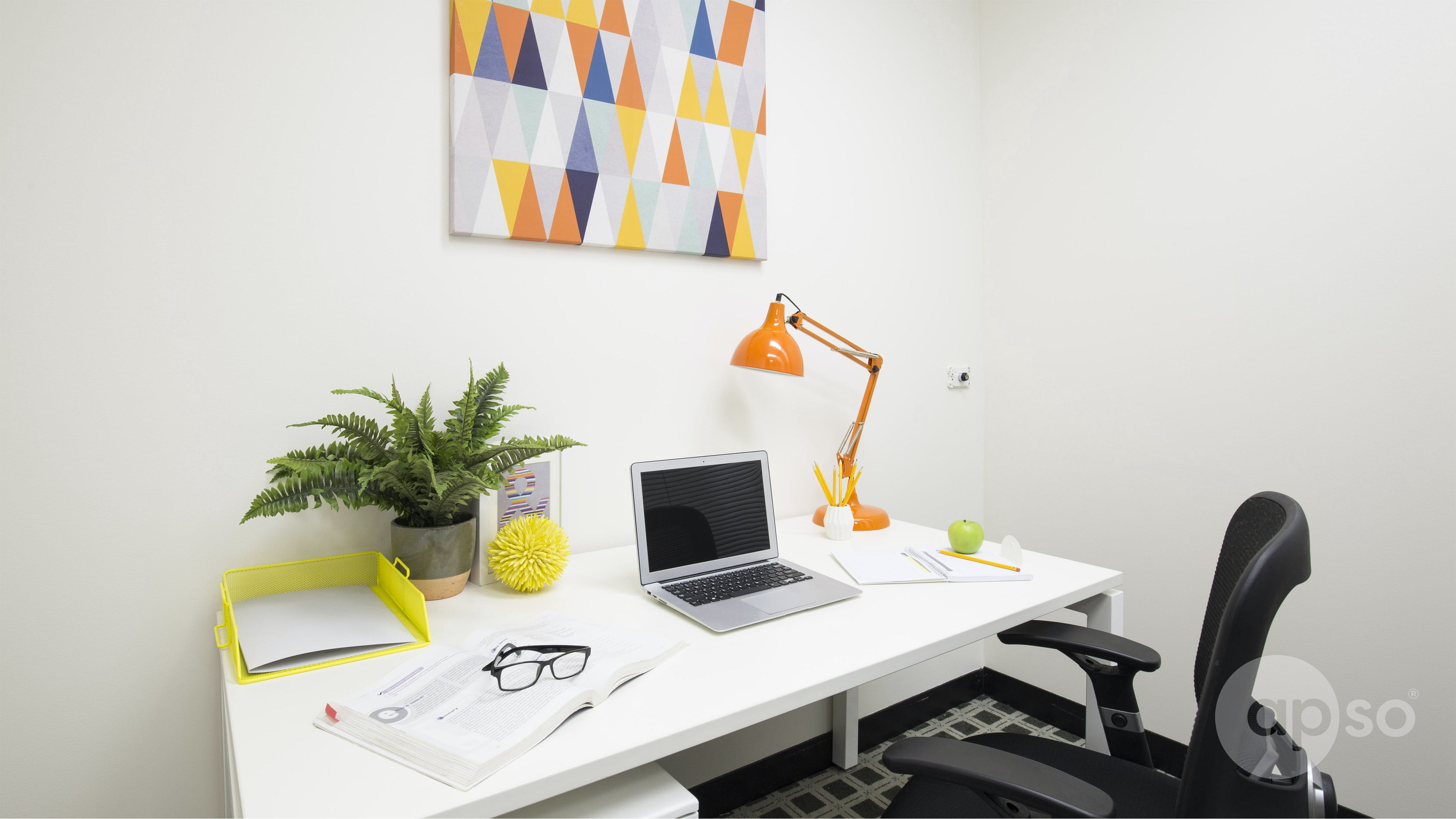 Suite 119d, private office at Exchange Tower, image 1