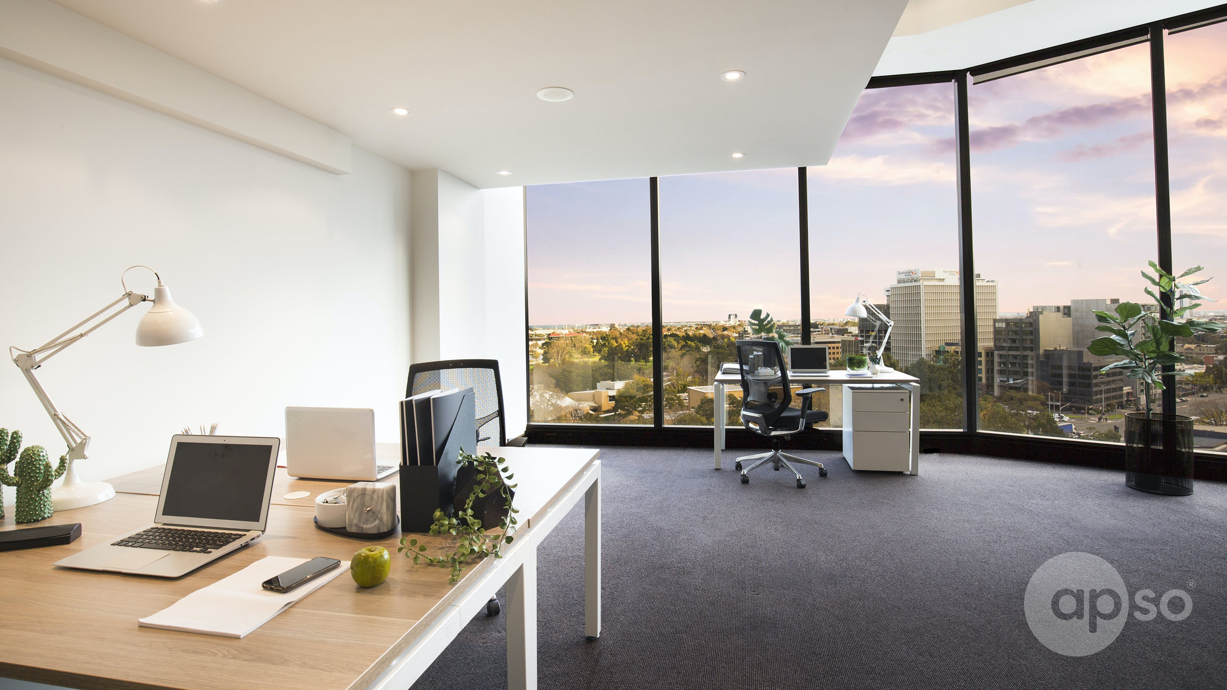 Suite 811, private office at St Kilda Rd Towers, image 1