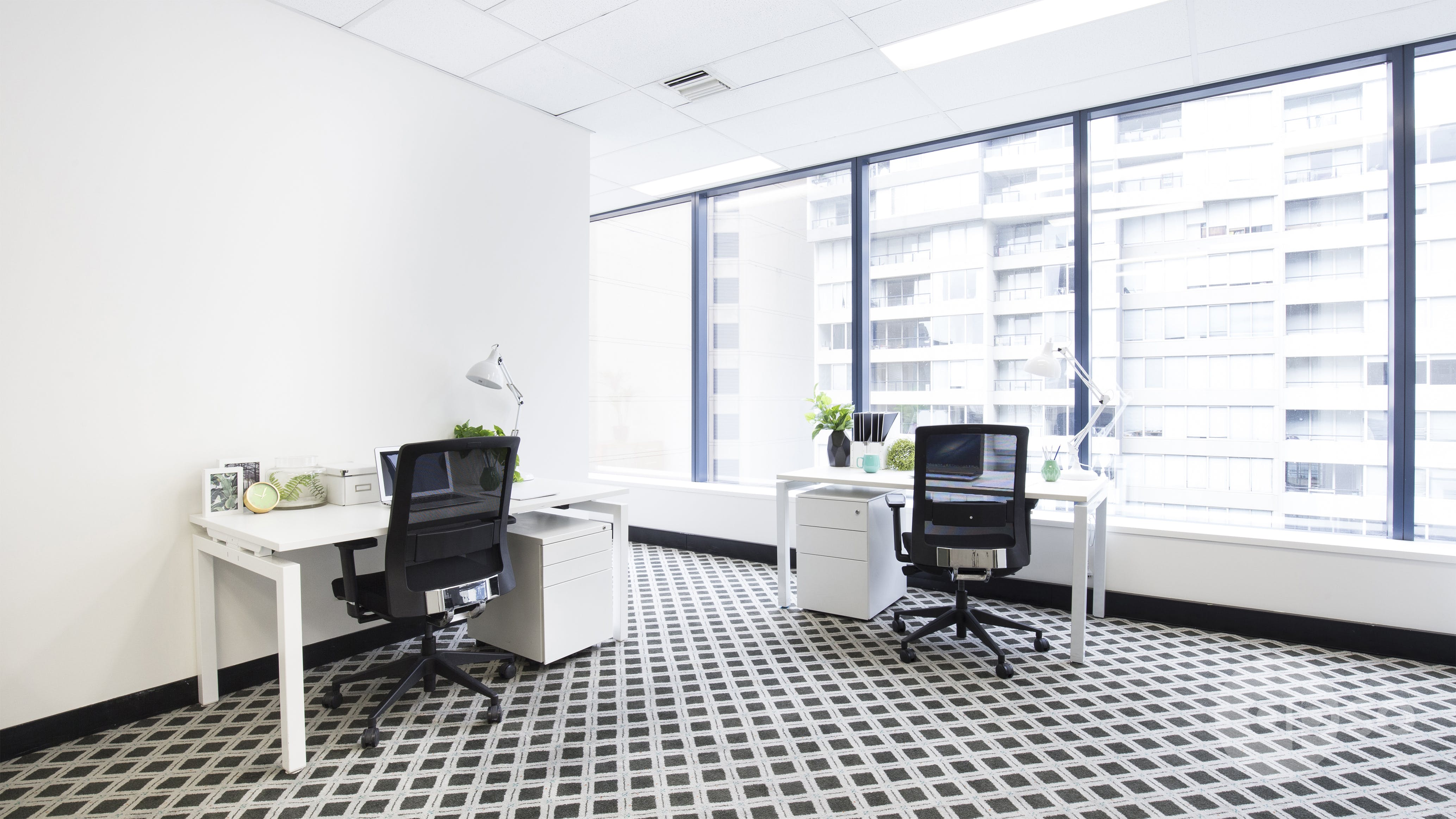 Level 9, private office at St Kilda Rd Towers, image 1