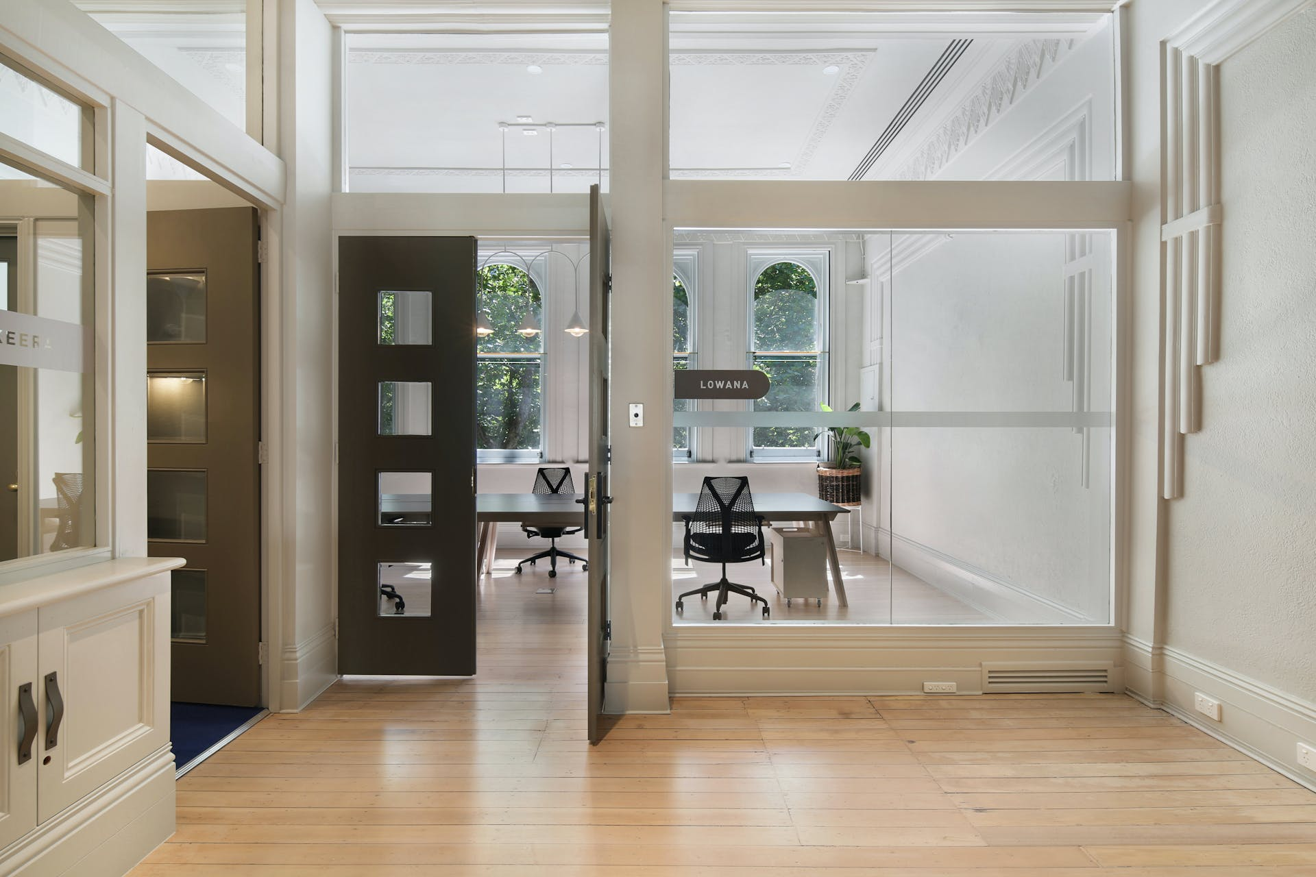 Lowana Studio, private office at 25 King Collective, image 1