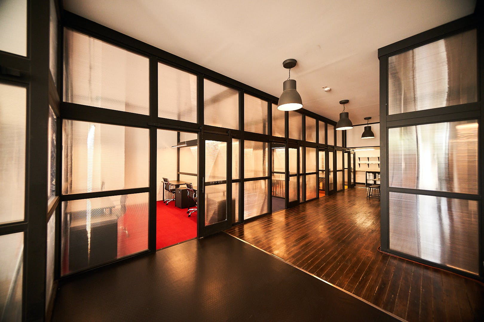 The Orange Suite, private office at The Owens Biz Hub, image 4