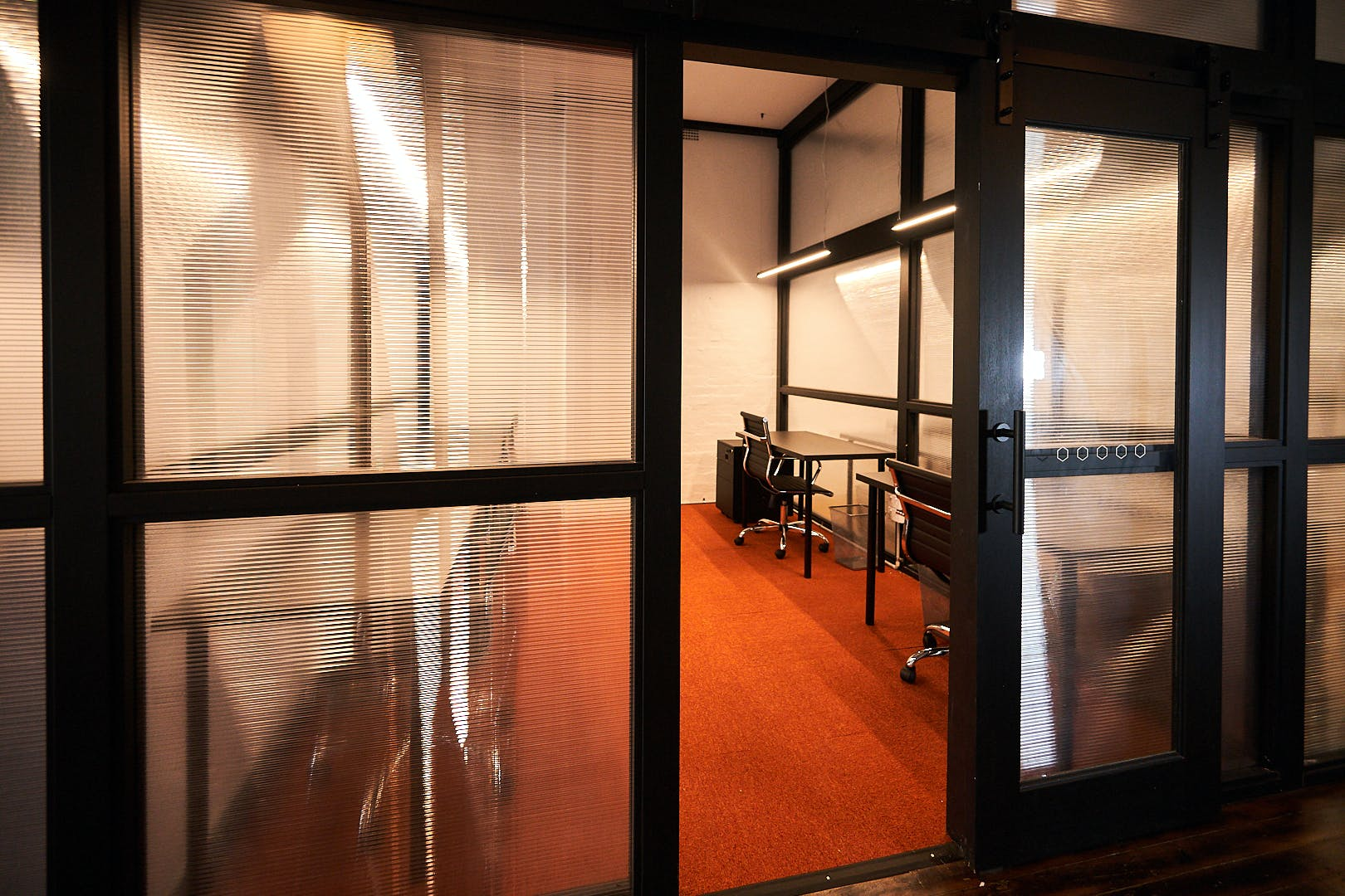 The Orange Suite, private office at The Owens Biz Hub, image 1
