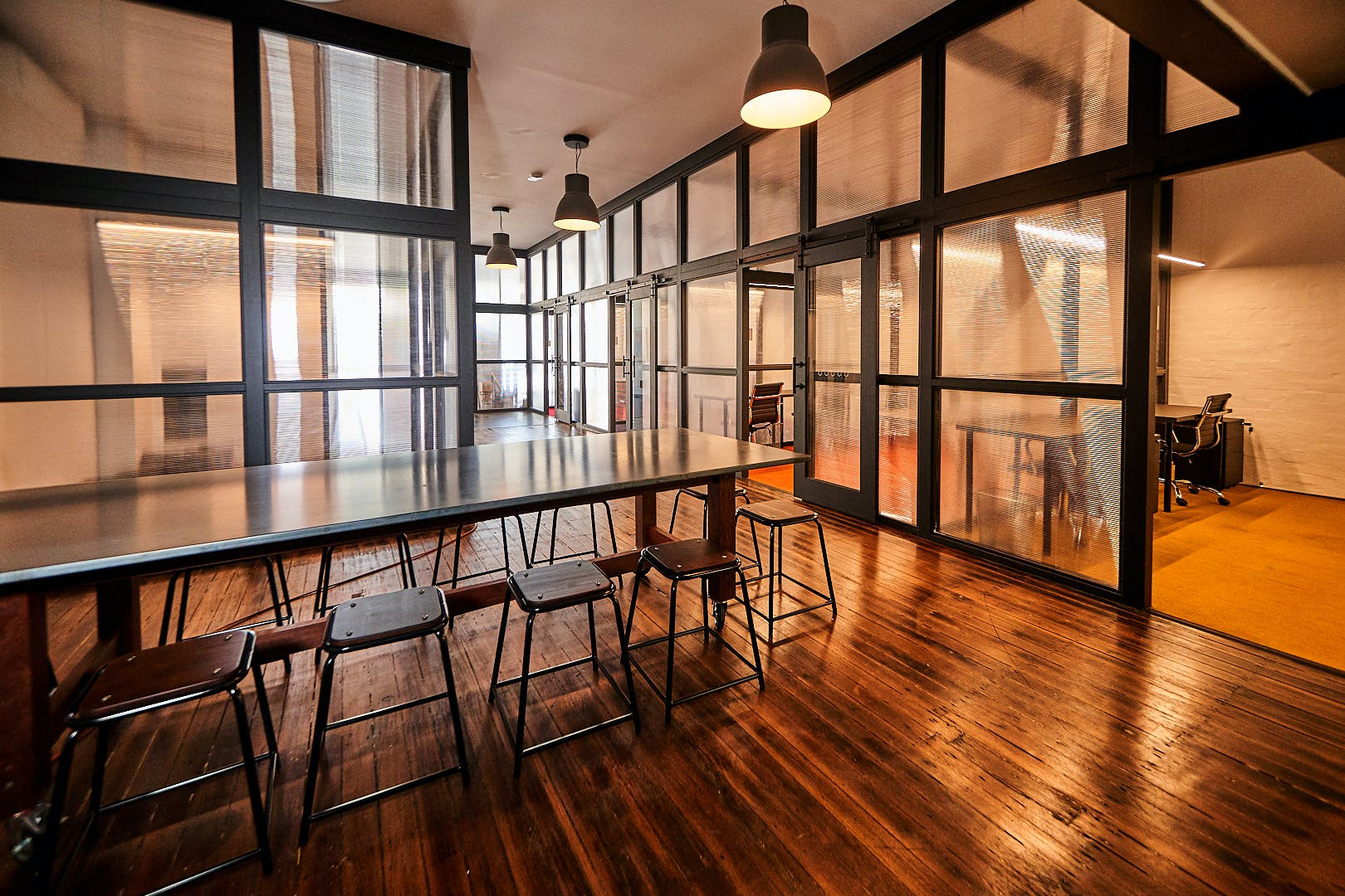 The Orange Suite, private office at The Owens Biz Hub, image 3