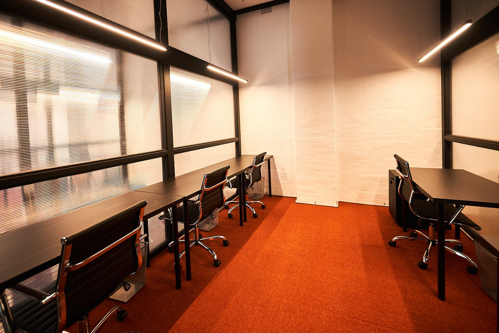 The Orange Suite, private office at The Owens Biz Hub, image 2