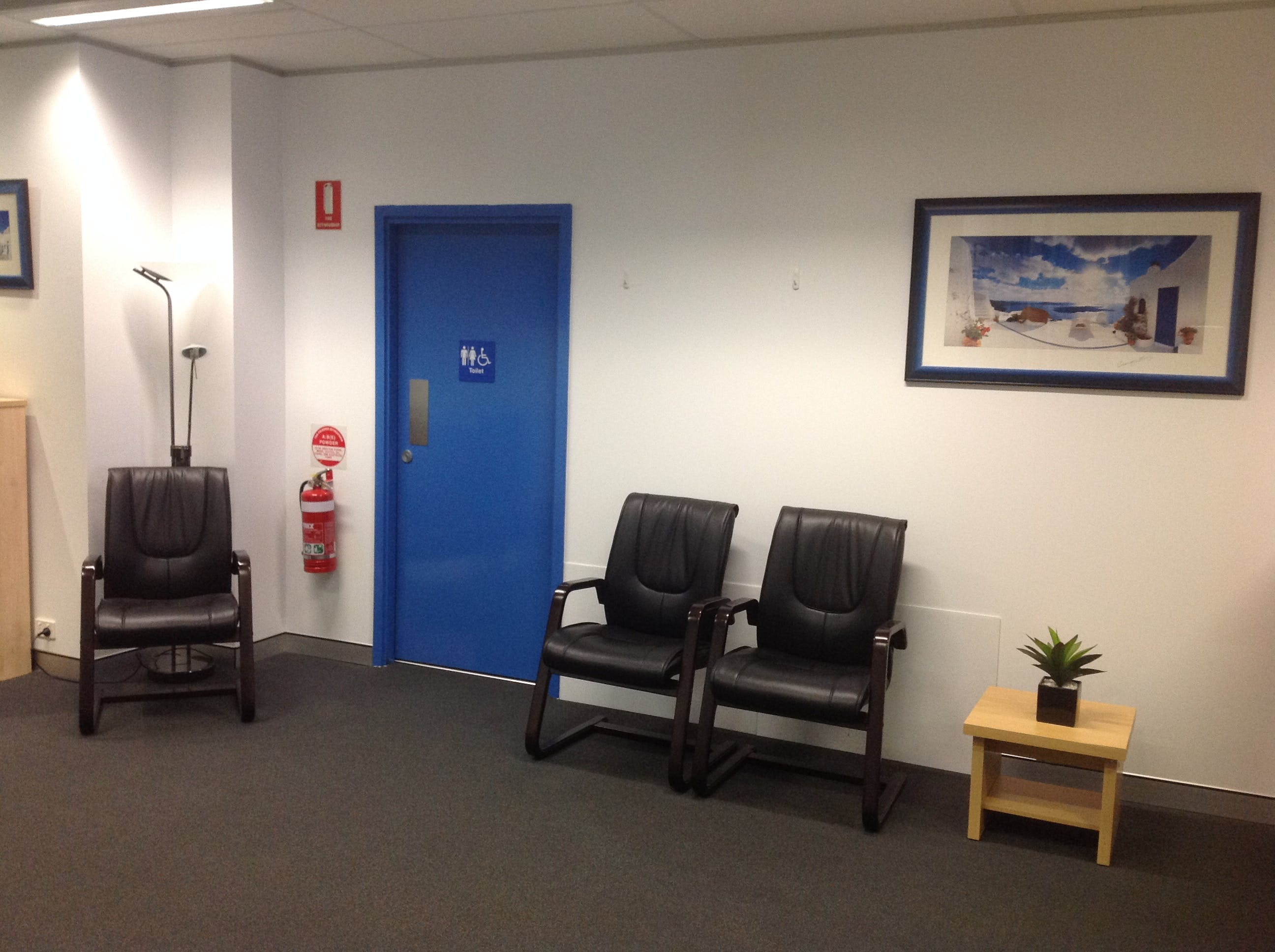 Private office at Plaza 817, image 2
