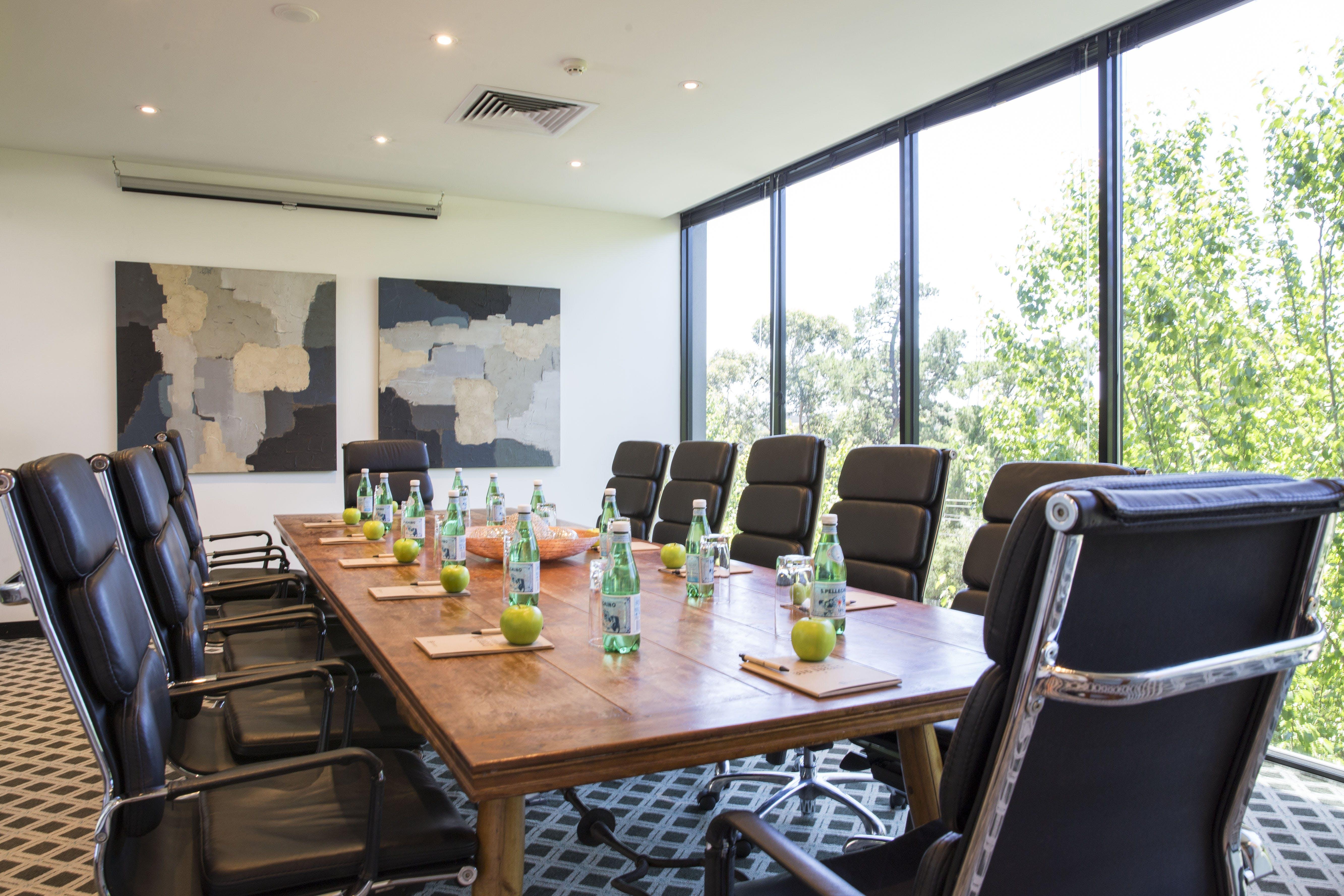 Executive Boardroom, meeting room at Toorak Corporate, image 1