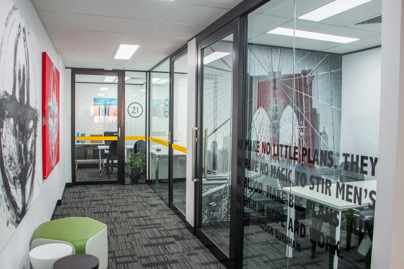 Suite 12, private office at Anytime Offices Botany, image 3