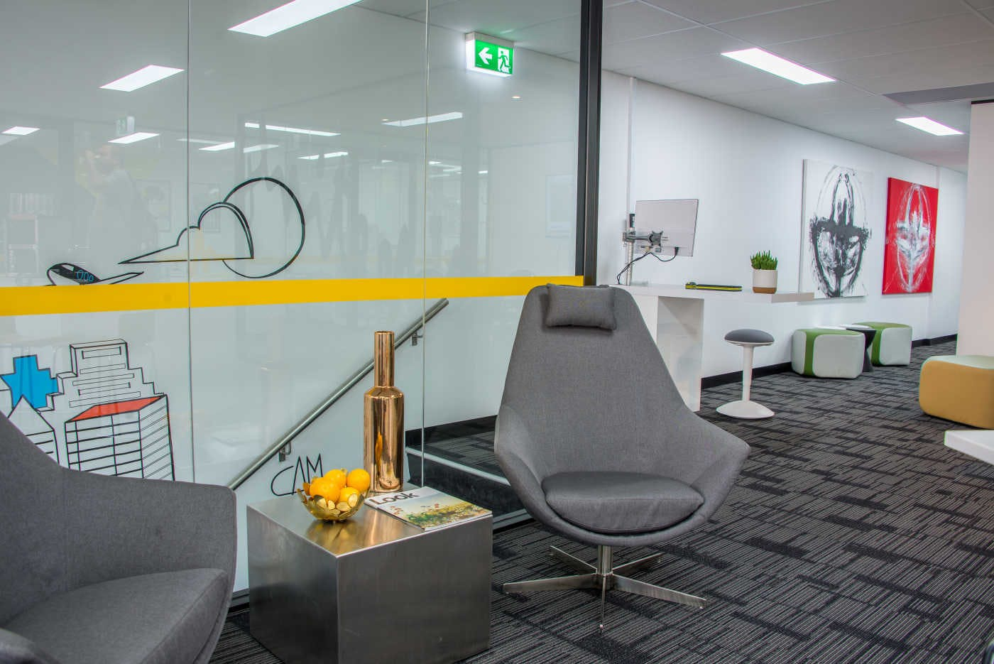 Suite 12, private office at Anytime Offices Botany, image 1