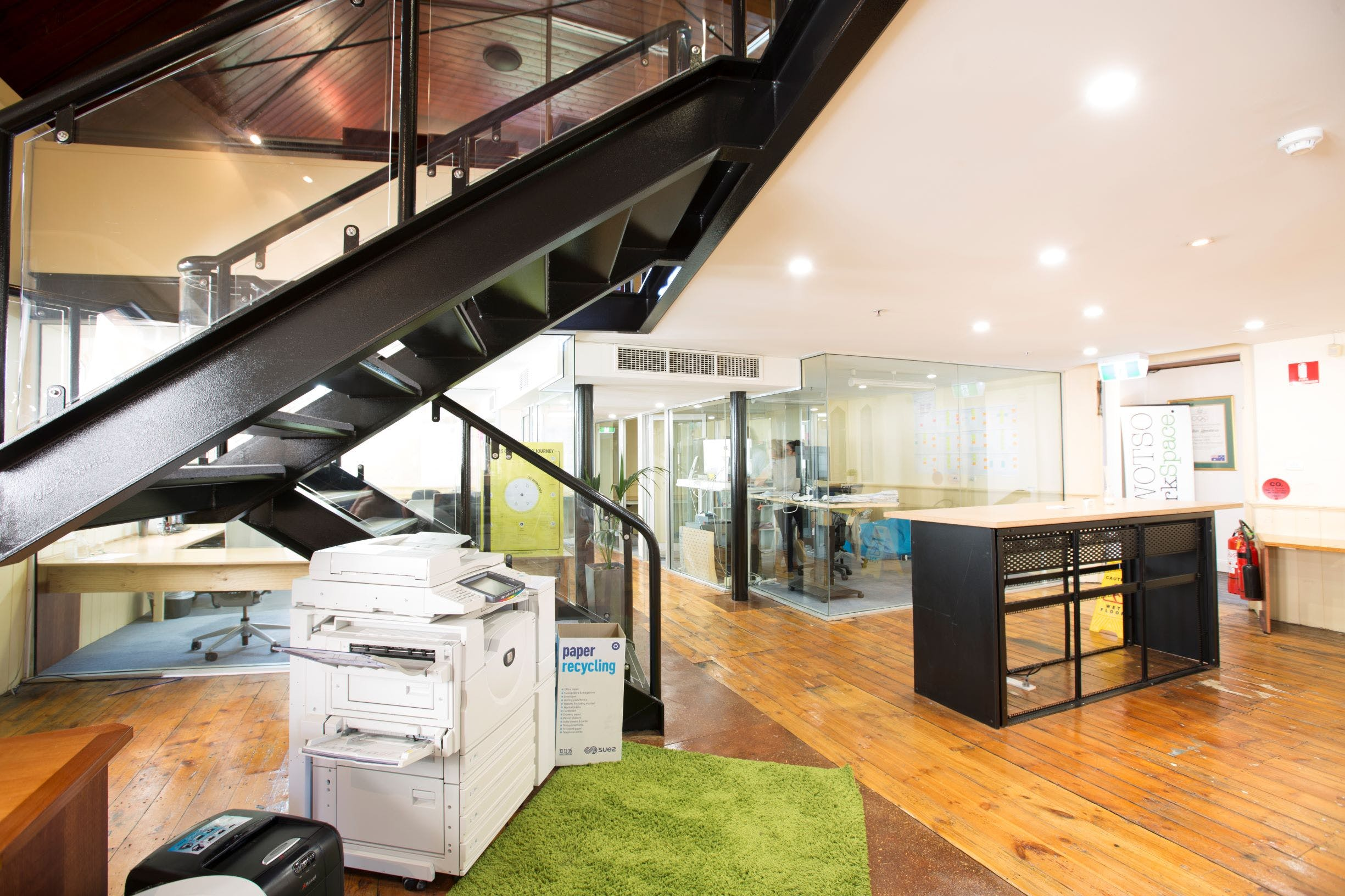 For 10, meeting room at WOTSO WorkSpace Adelaide, image 4