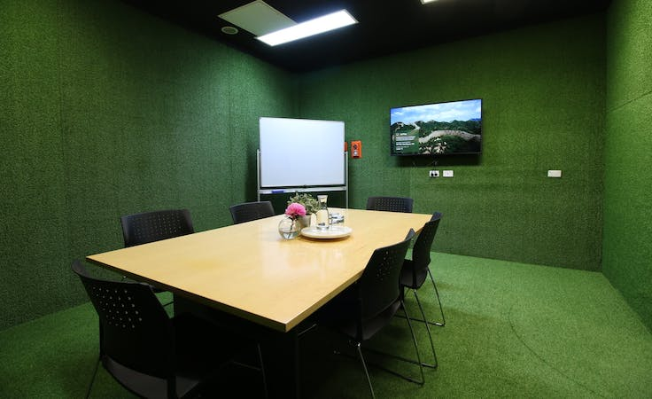 For 10, meeting room at WOTSO WorkSpace Adelaide, image 1