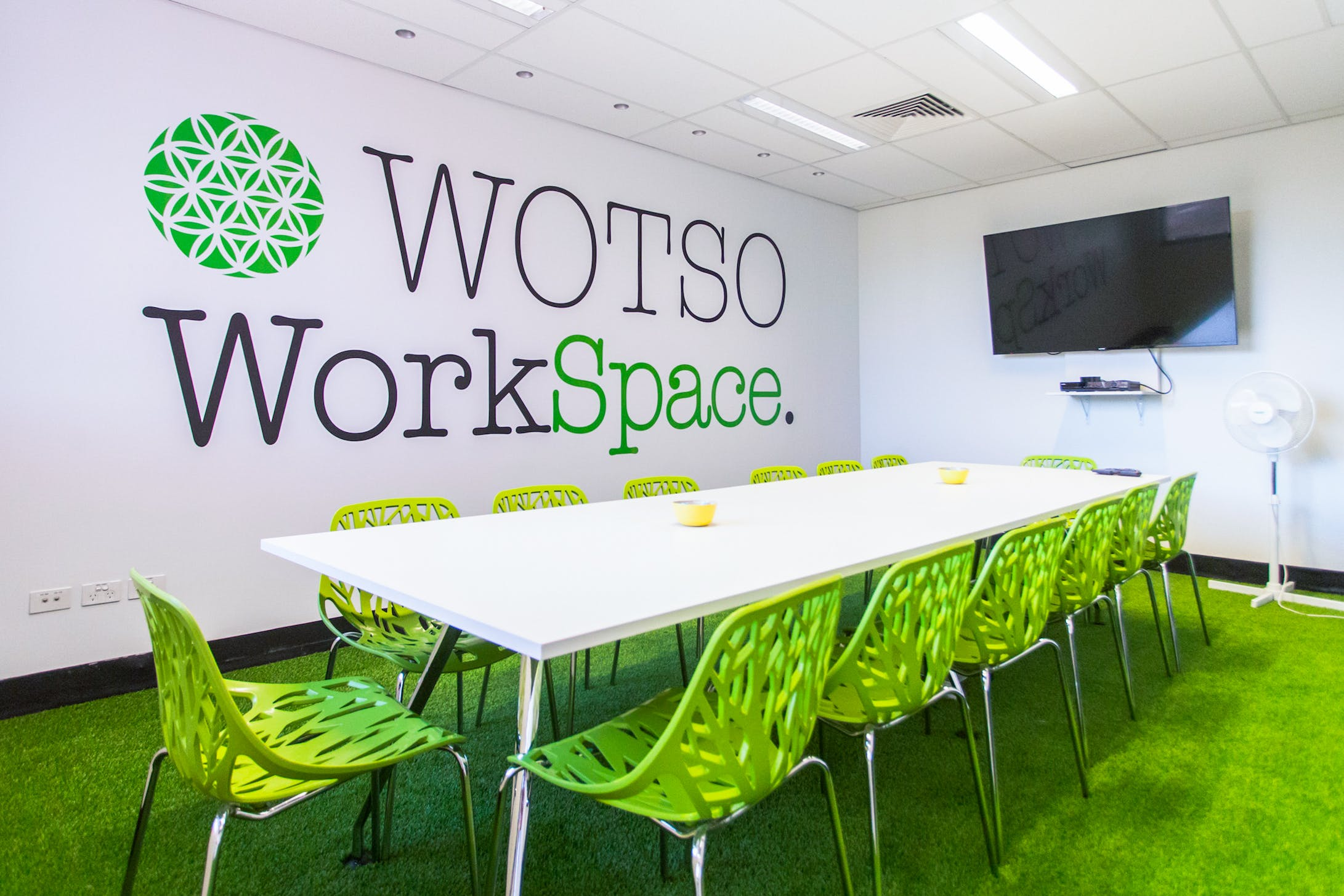 Boardroom, meeting room at WOTSO WorkSpace Hobart, image 1