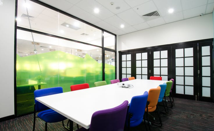 The Preview Room, meeting room at WOTSO Workspace Penrith, image 1