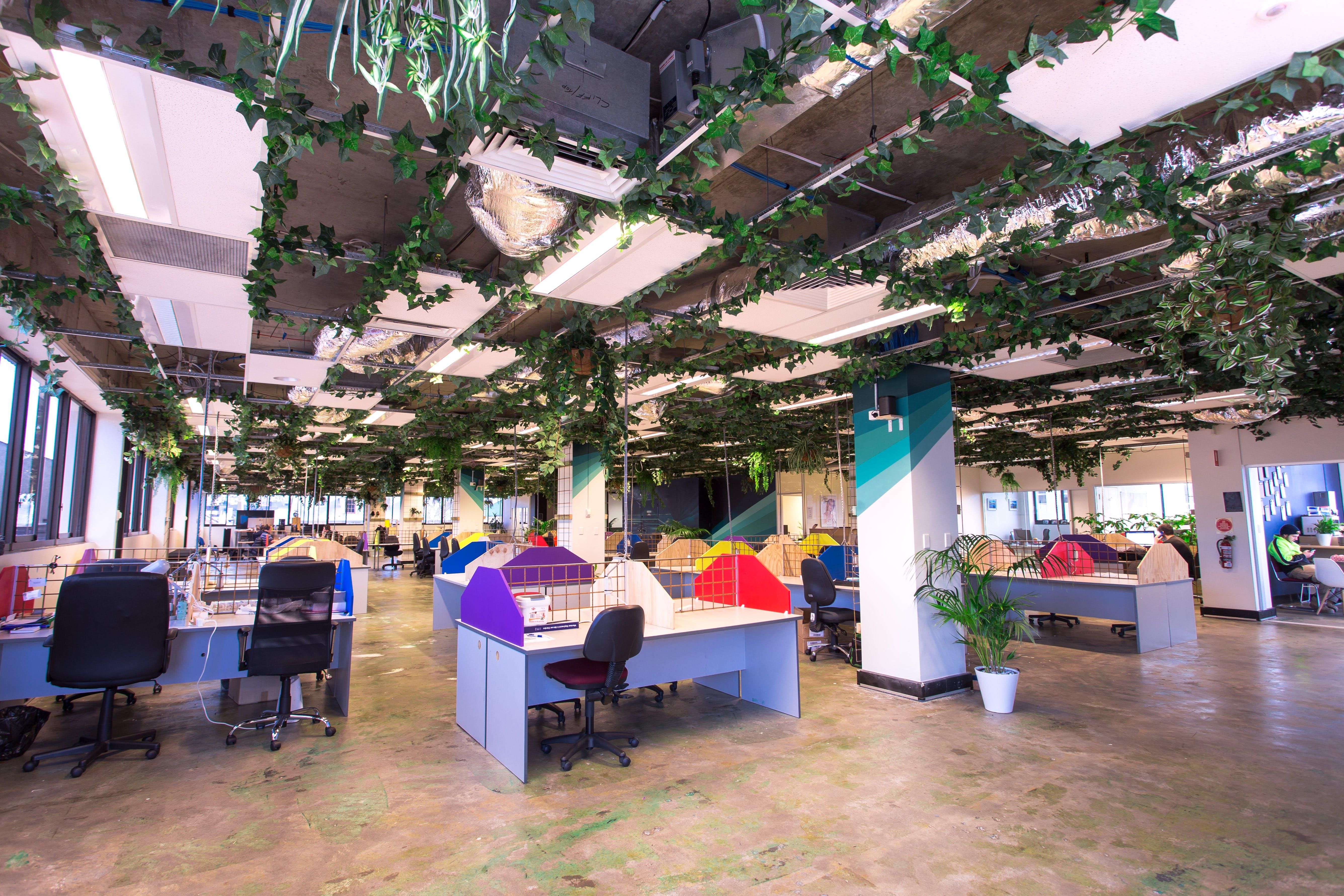 Hot desk at WOTSO WorkSpace Hobart, image 1