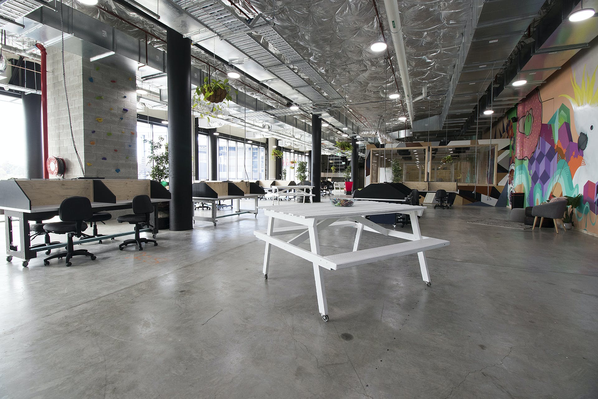Dedicated desk at WOTSO WorkSpace Brisbane - Chermside, image 1