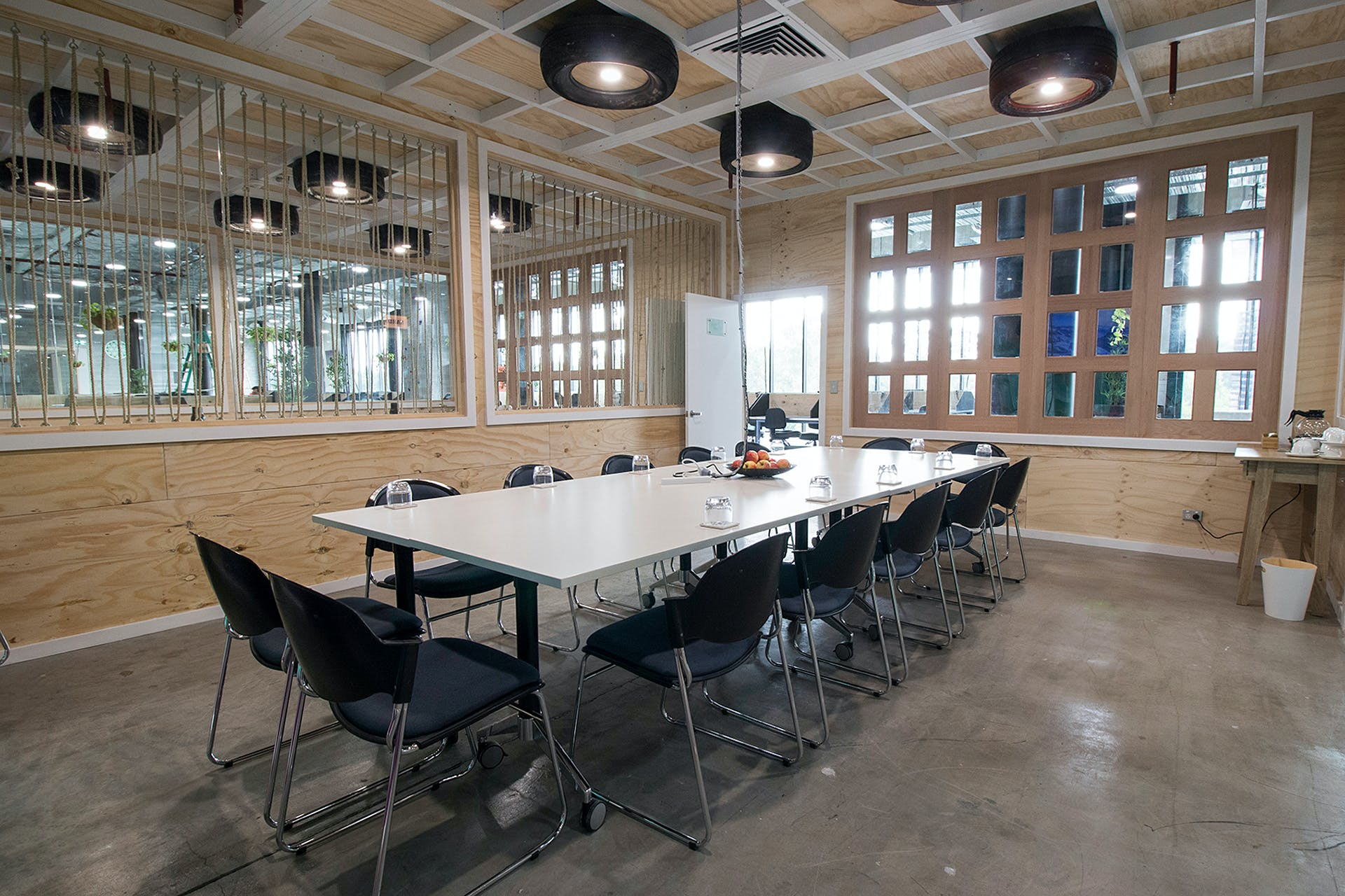 Anchor Room, meeting room at WOTSO WorkSpace Brisbane - Chermside, image 1