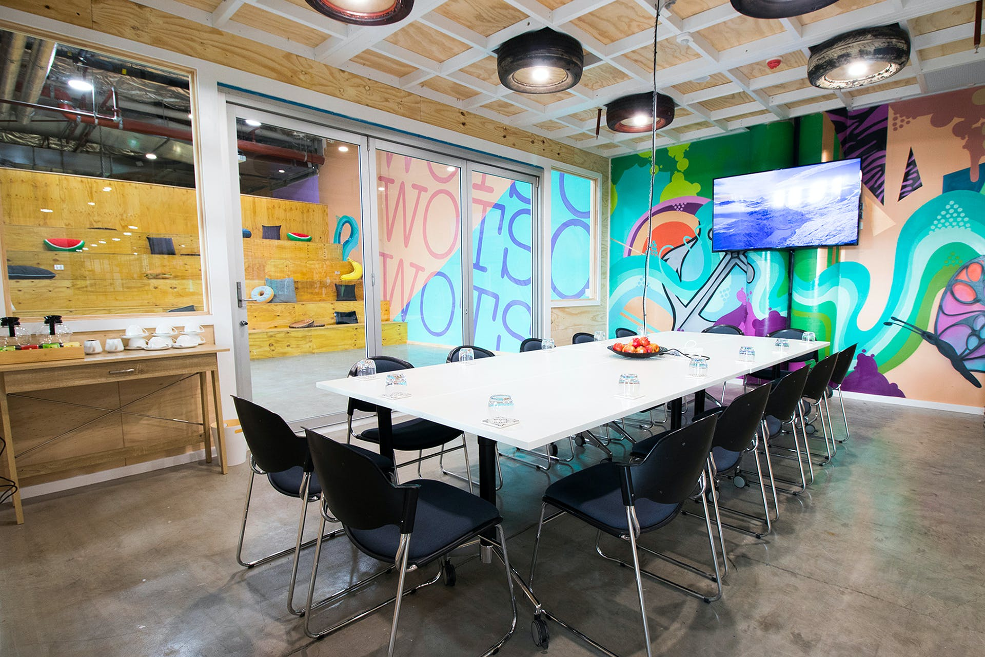 Sparrow Room, meeting room at WOTSO WorkSpace Brisbane - Chermside, image 1