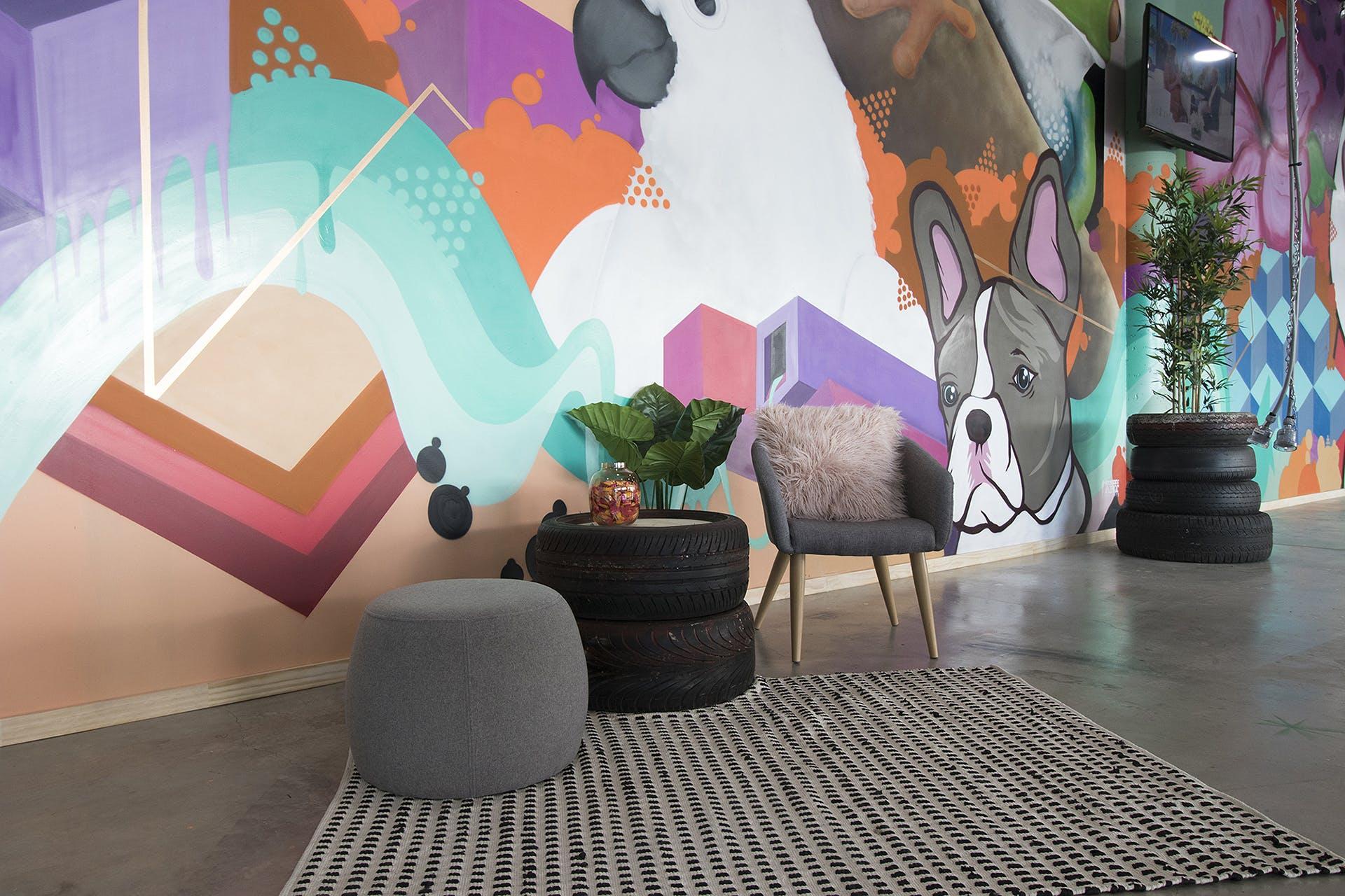 Amphitheatre, multi-use area at WOTSO WorkSpace Brisbane - Chermside, image 4