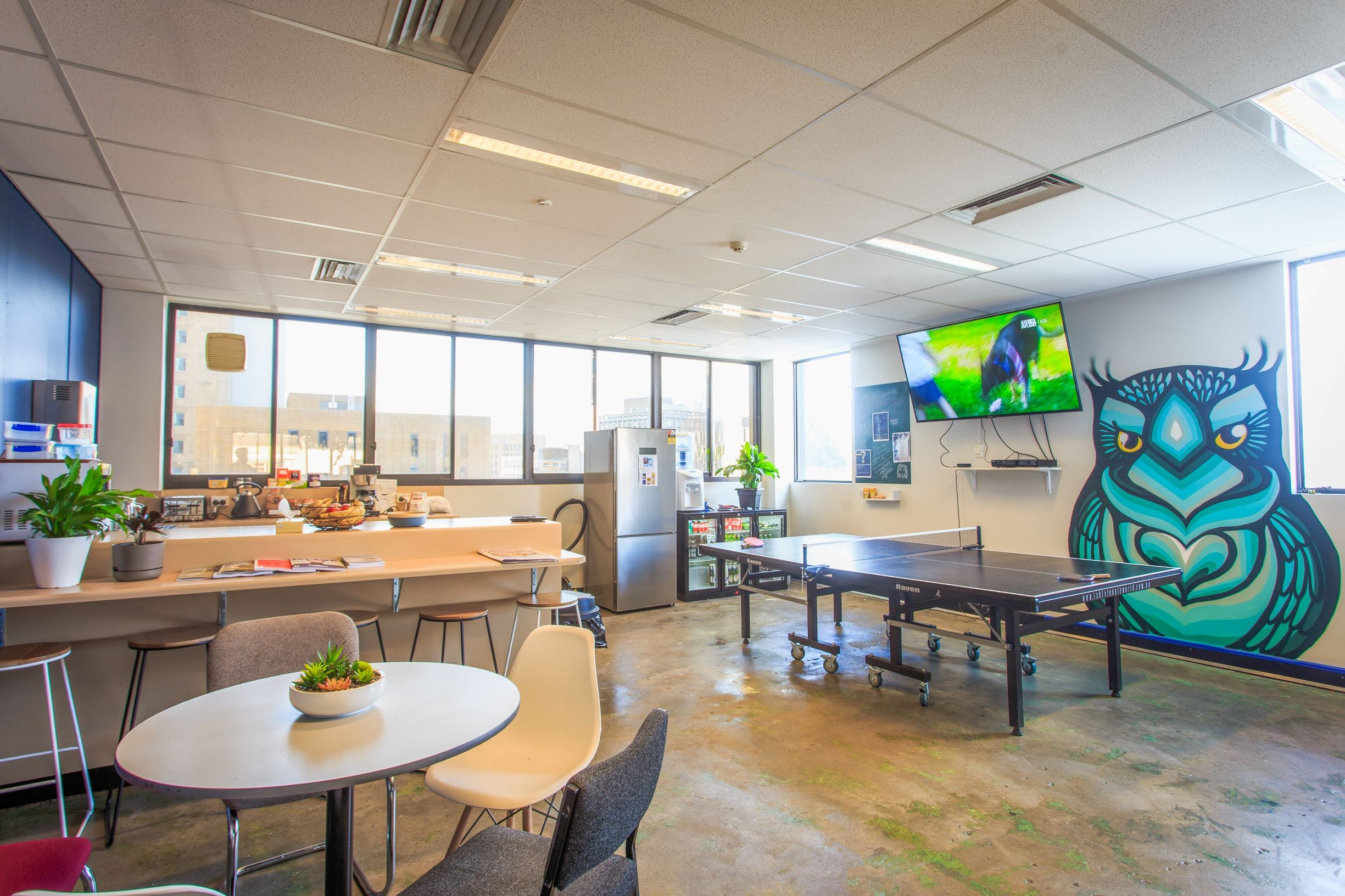 Kitchen Space, multi-use area at WOTSO WorkSpace Hobart, image 1