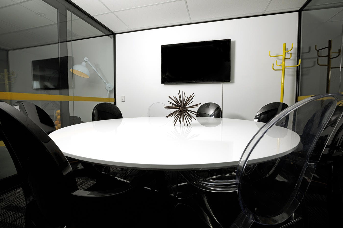 Boardroom, function room at Anytime Offices Botany, image 4