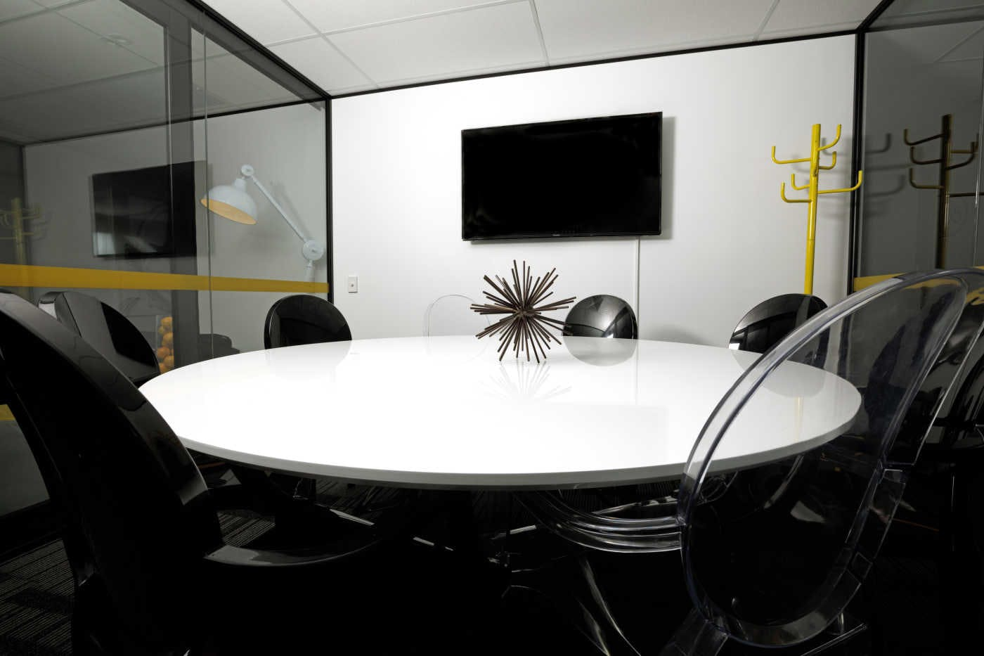 Boardroom, function room at Anytime Offices Botany, image 7