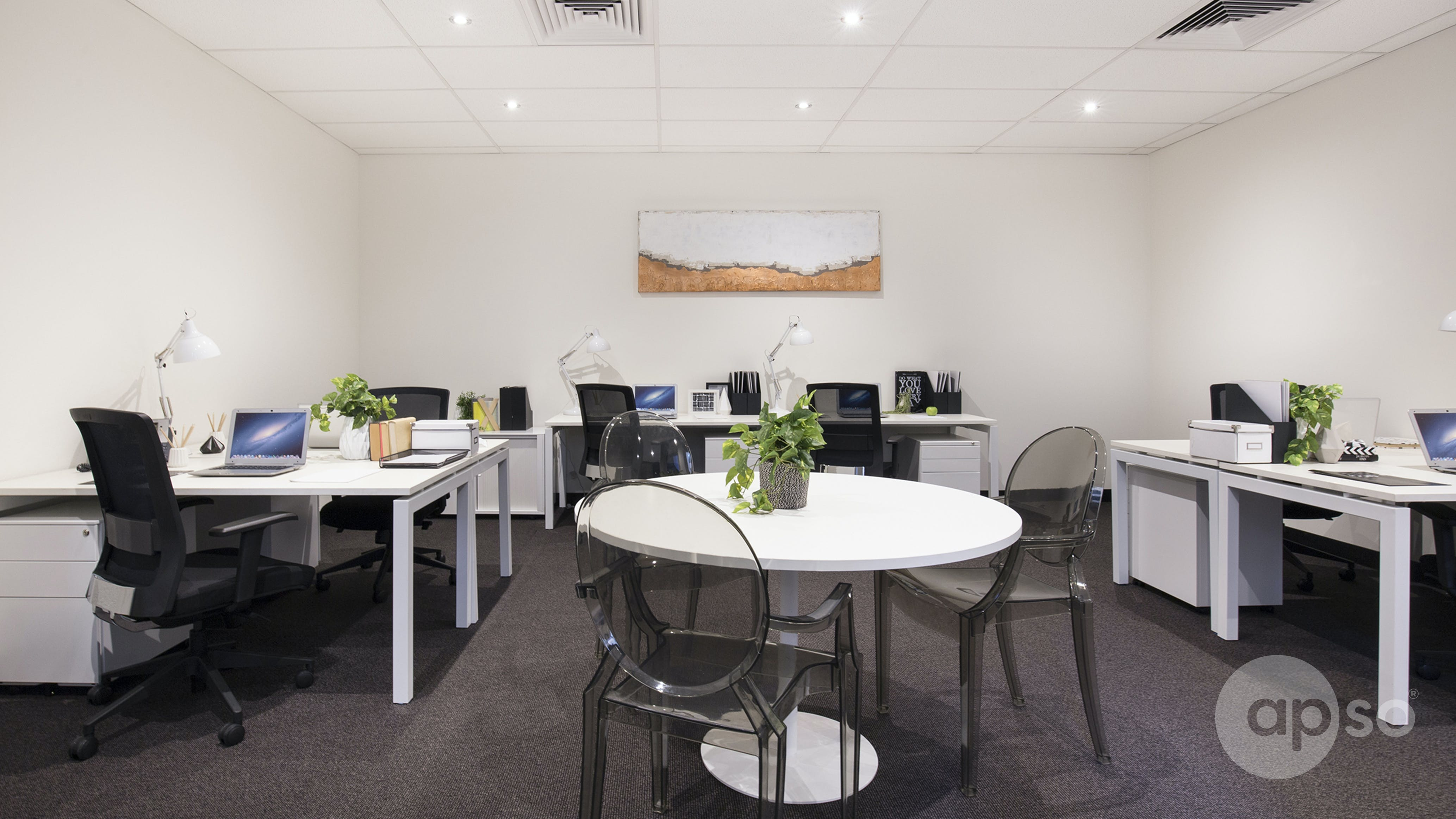 Suite 413, private office at Collins Street Tower, image 2