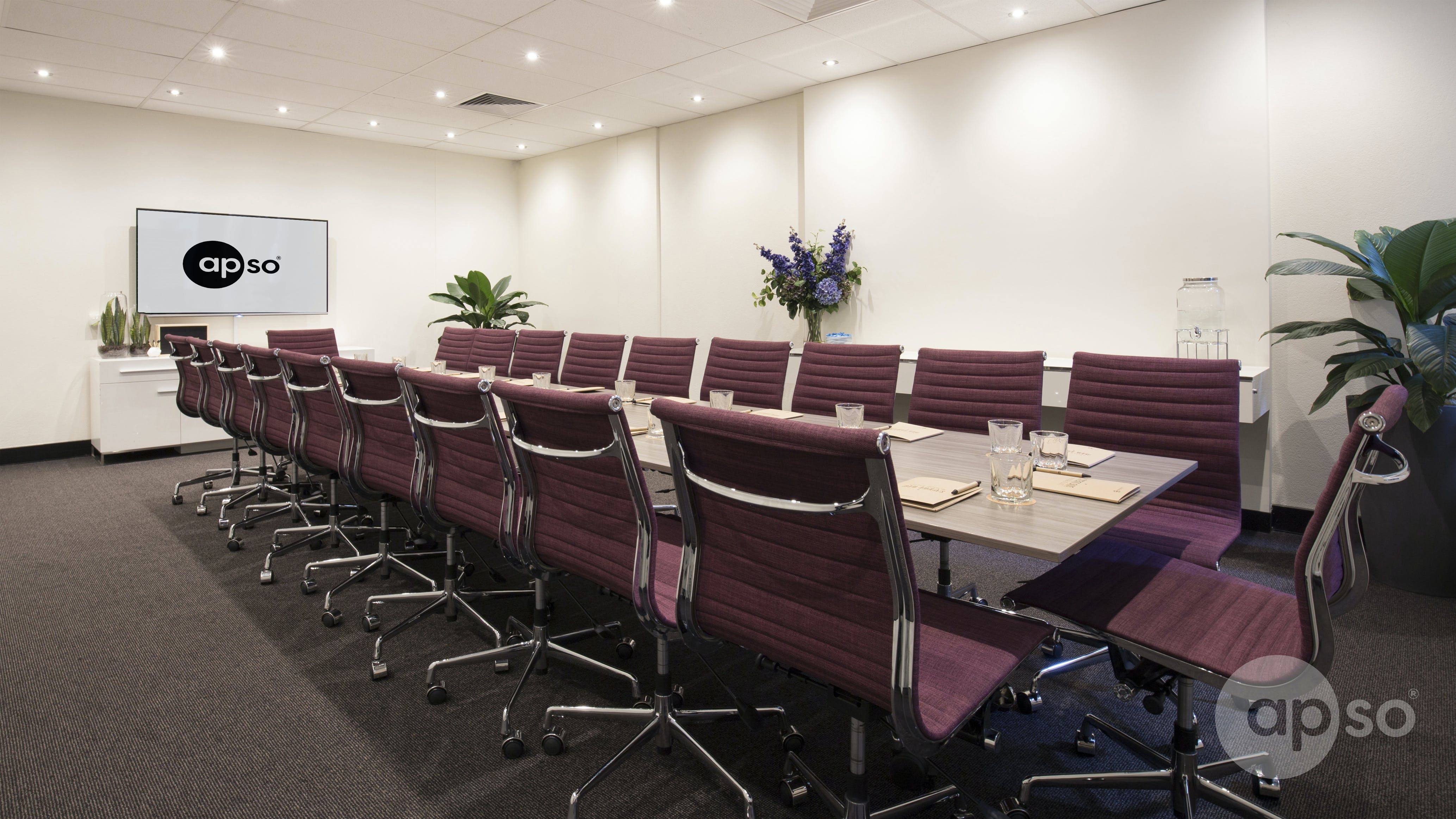 Suite 413, private office at Collins Street Tower, image 6