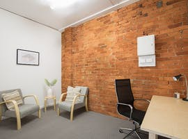 The Den (furnished), private office at WorkHaus, image 1