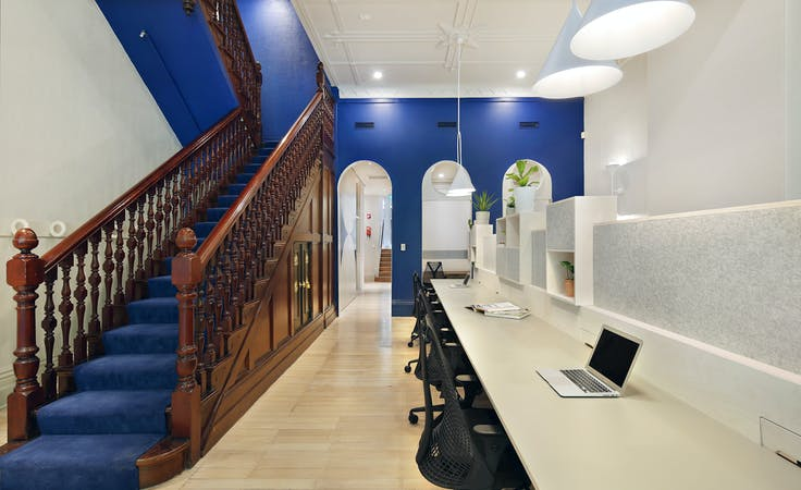 This office space in the city has been newly refurbished, image 8