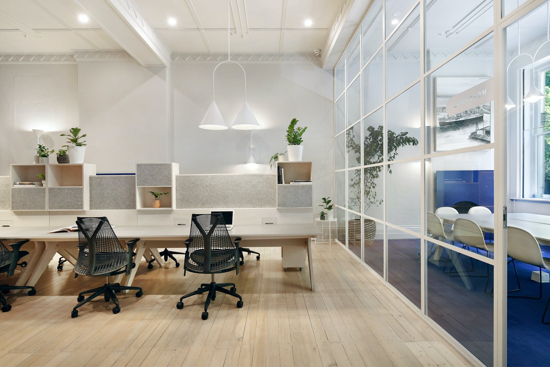 Ground floor, hot desk at 25 King Collective, image 6