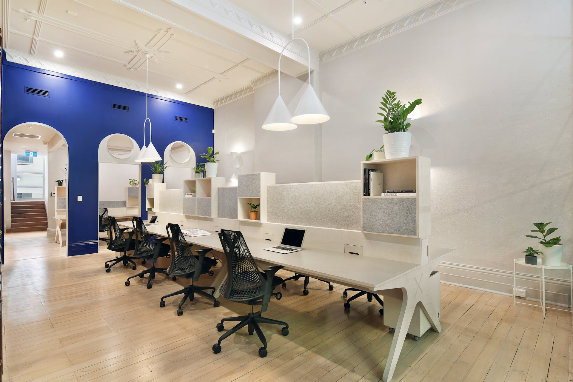 Ground floor, hot desk at 25 King Collective, image 13
