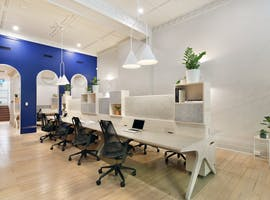 Ground floor, hot desk at 25 King Collective, image 1