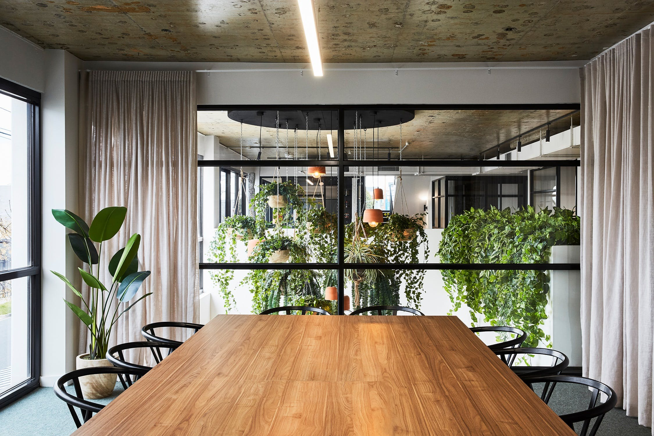 Shanghai Executive Boardroom, meeting room at Carman's Space, image 1