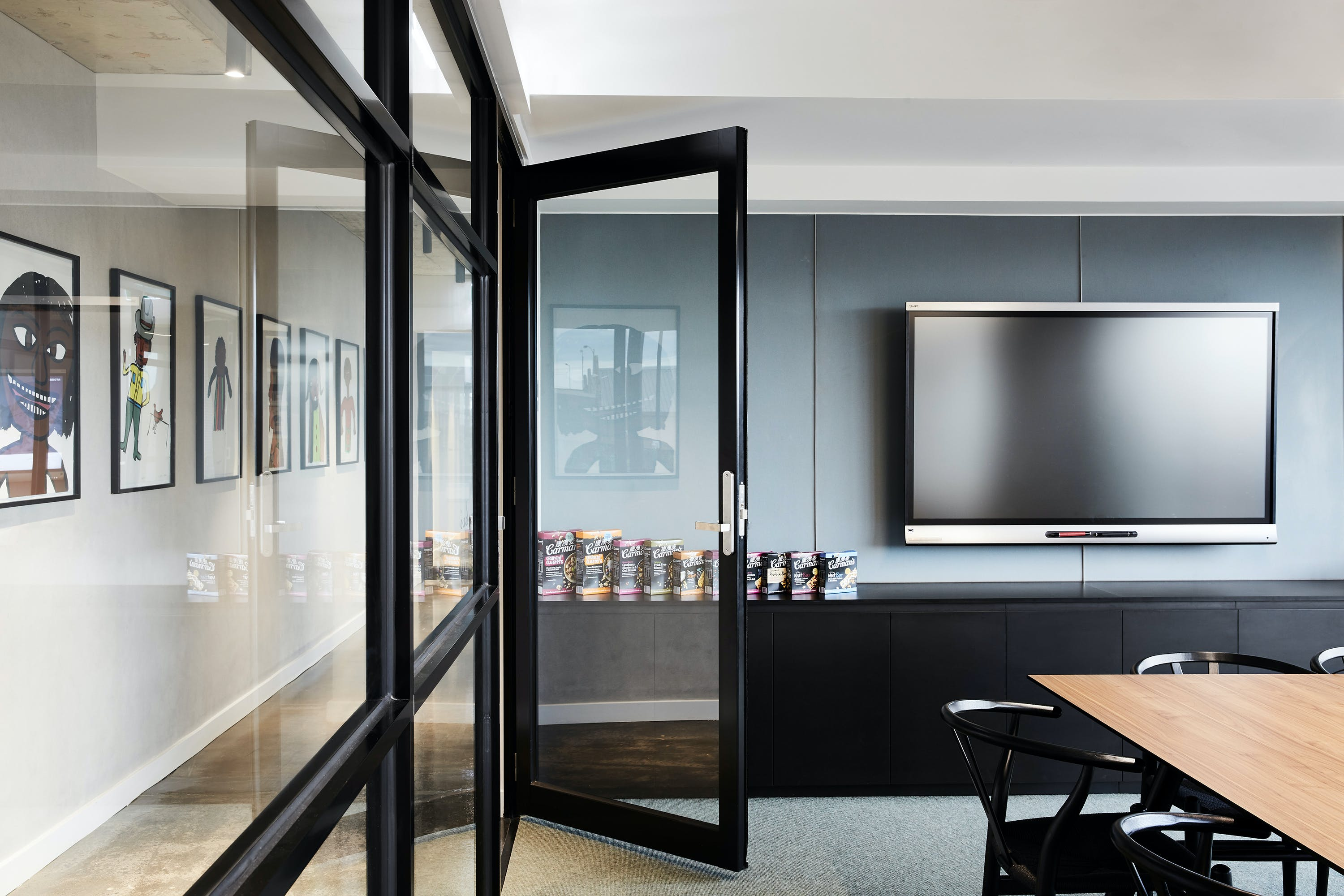 Singapore Executive Boardroom, meeting room at Carman's Space, image 1