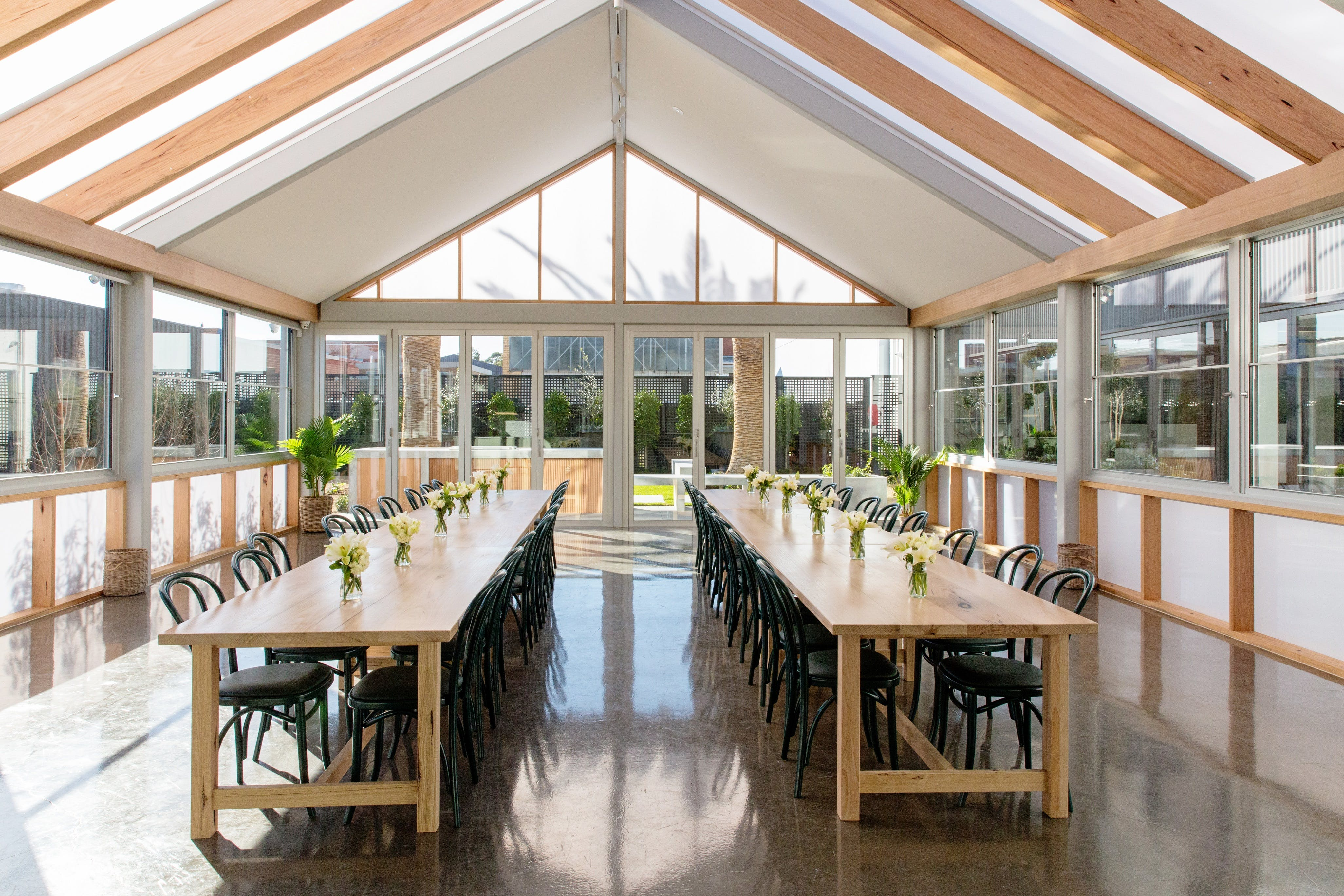 The Conservatory , function room at Carman's Space, image 1