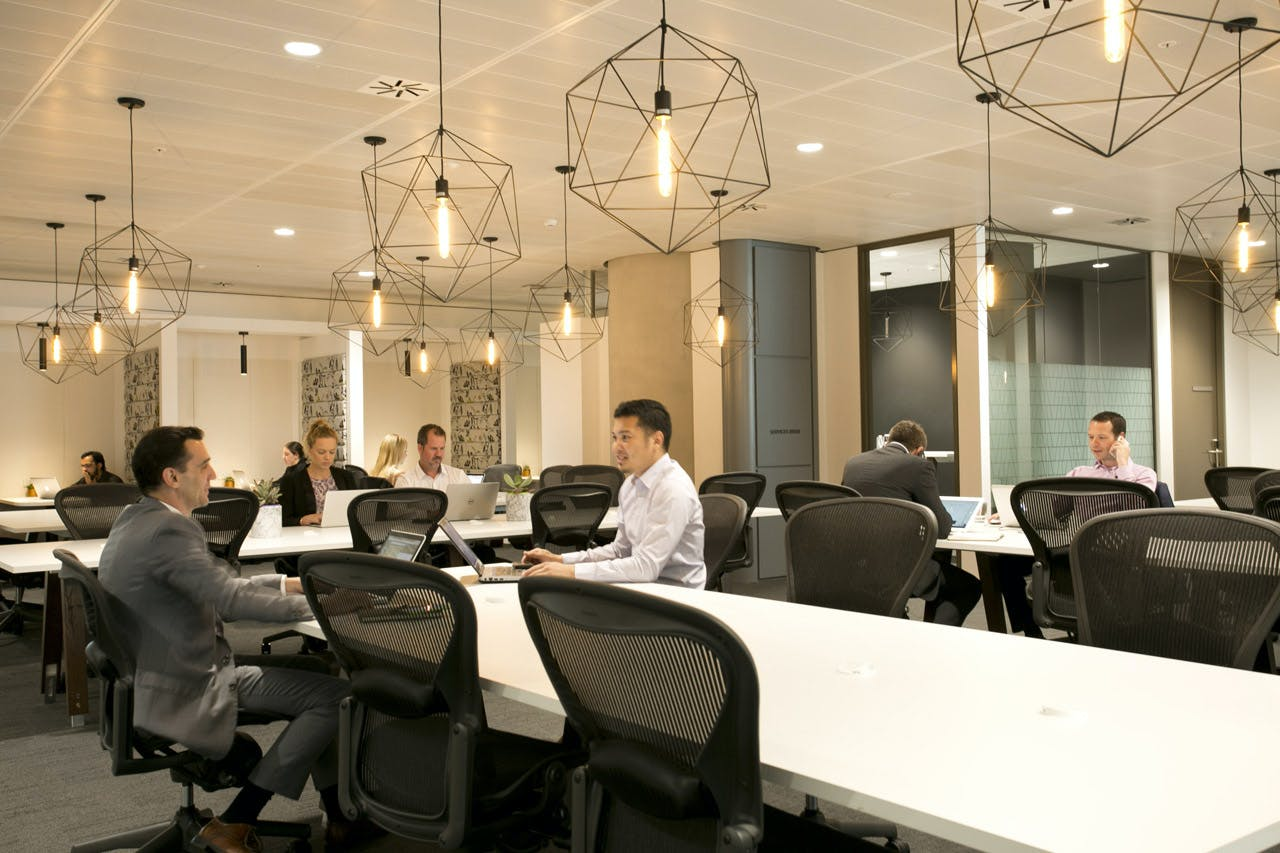 Coworking at Barangaroo - Three International Towers, image 1