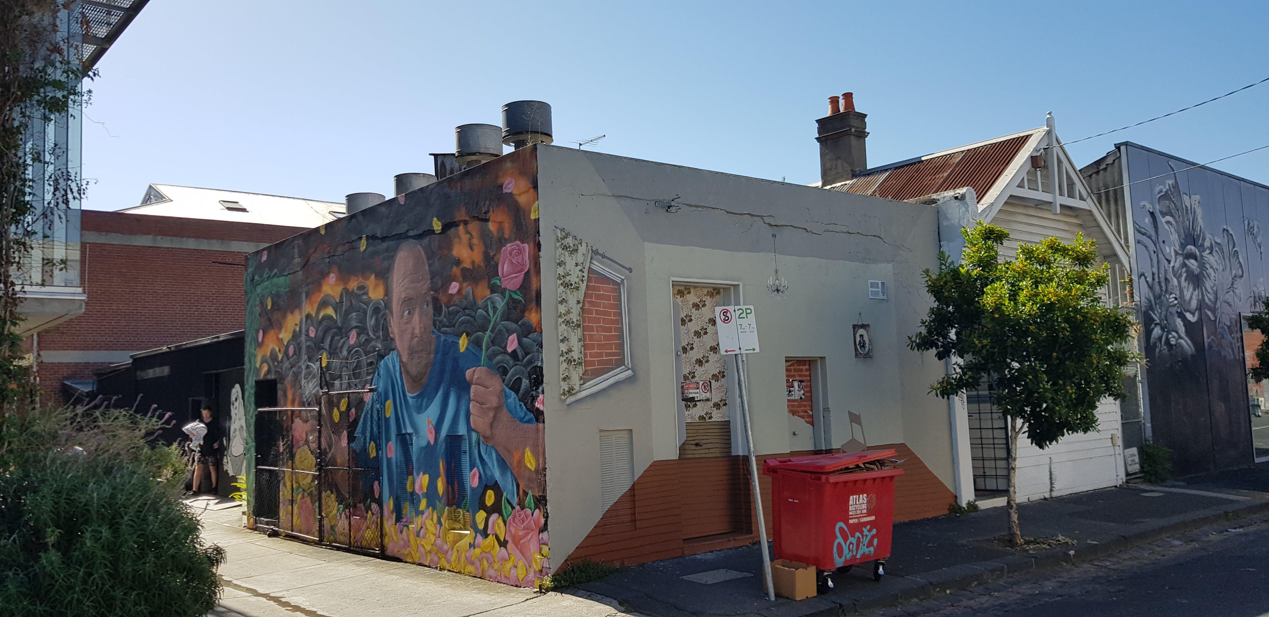 Budd street gallery , multi-use area at Budd street gallery, image 1