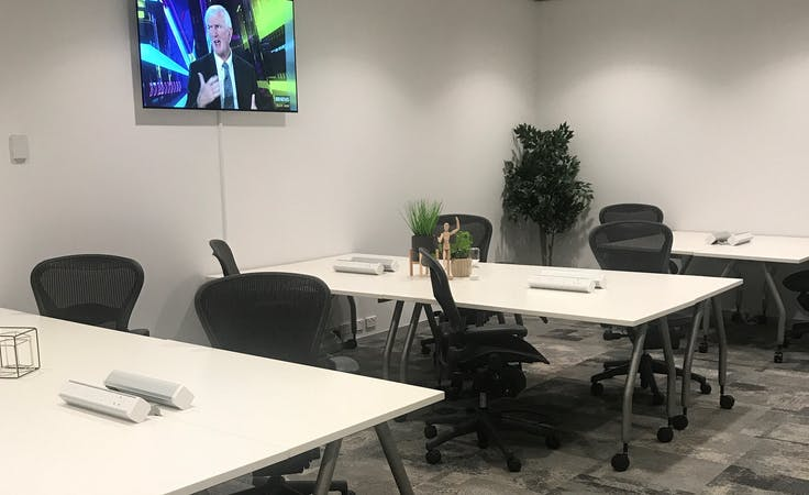 Coworking Lounge, hot desk at The Executive Centre, image 1