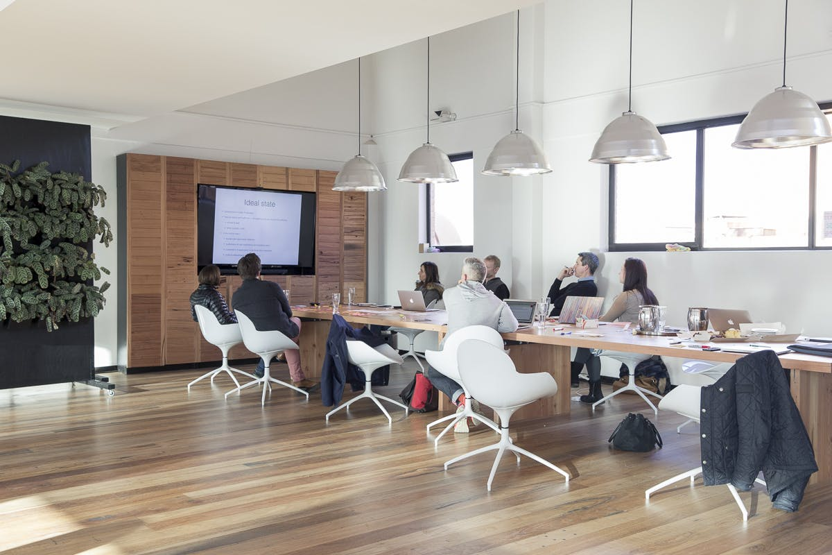 Large Boardroom, meeting room at Blix Spaces, image 3