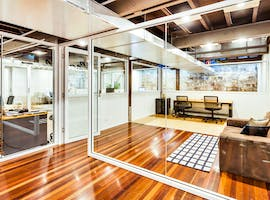 Hot desk at WOTSO WorkSpace Brisbane - Fortitude Valley, image 1