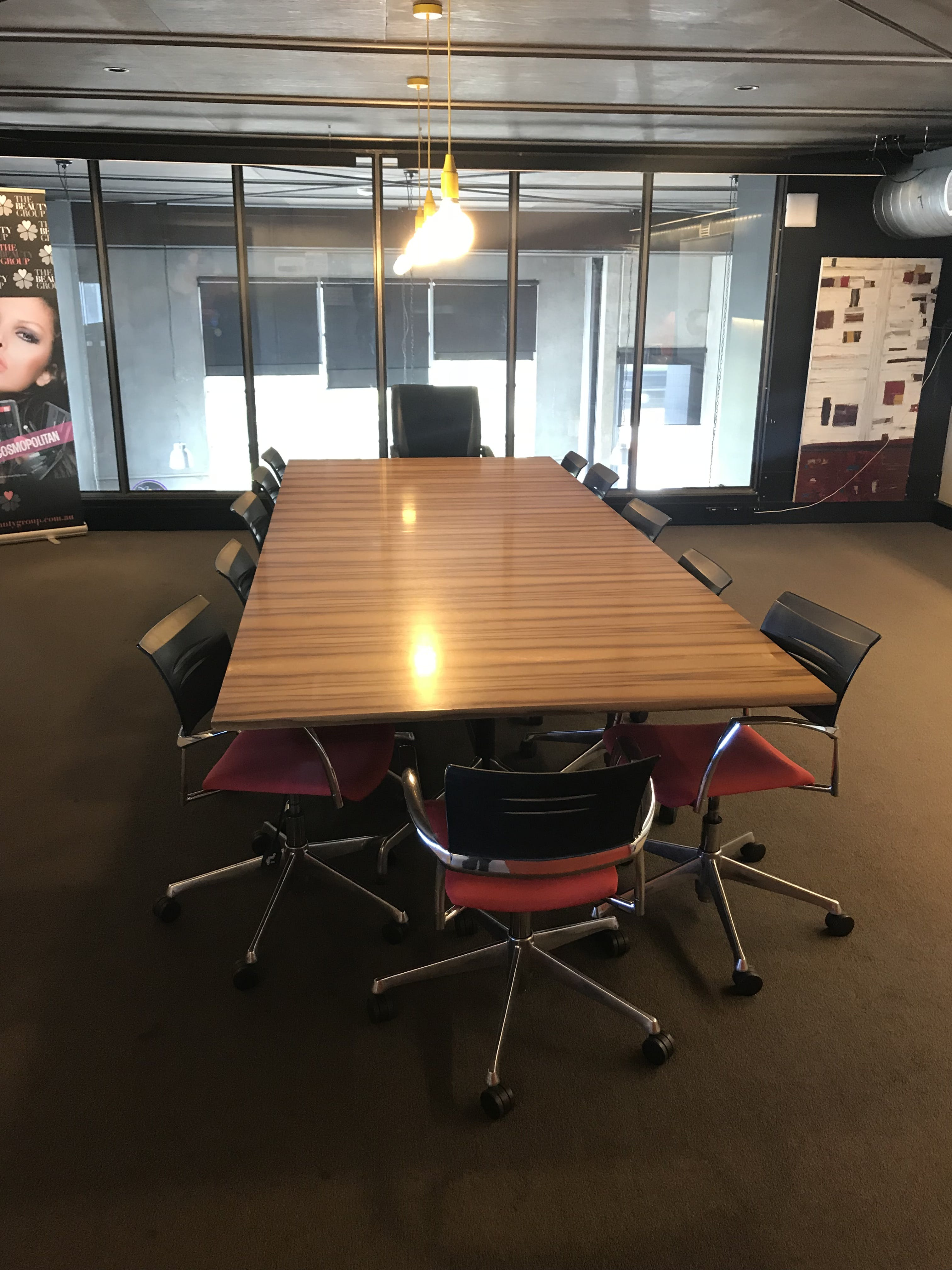 The Executive Boardroom, meeting room at DMC Group, image 1