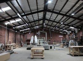 Book a bench, workshop at Co-Craft Workshop, image 1