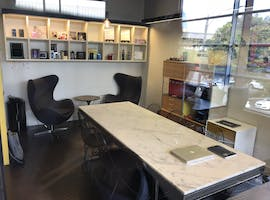 The Glass Room , private office at DMC Group, image 1
